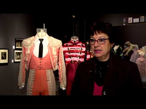 The Ballets de Monte-Carlo: exhibition of costumes