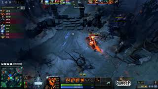 Wolf vs VGJ.Storm, ESL One Birmingham NA qual, game 1 [Lum1Sit]