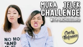 Video MUKA JELEK CHALLENGE ft. Rachel Goddard MP3, 3GP, MP4, WEBM, AVI, FLV November 2017