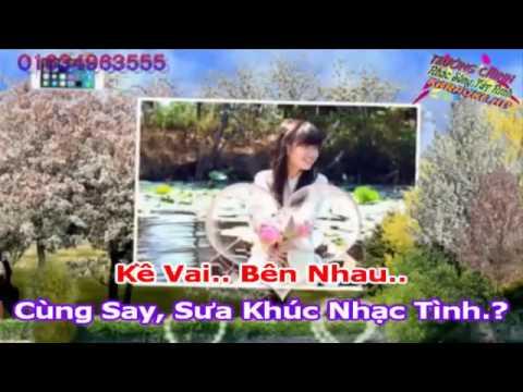 Karaoke - Lời Tỏ Tình Dễ Thương 01 - ChaChaCha [ Beat Mới Chuẩn ]