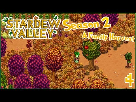 The Magical Apples of Friendship!! • Stardew Valley - Episode #4 Season 2