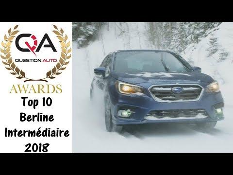 Prix Question Auto 2018 : Meilleure berline intermédiaire à acheter!