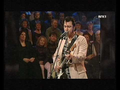 Vidar Busk: Little Wing (on NRK, Norway)