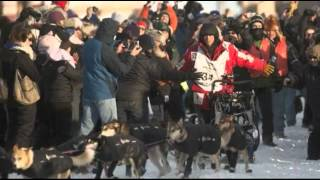 Youngest to Win Iditarod
