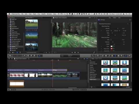 final cut pro x - http://www.noiseindustries.com/blog/plugins/ripple-tools-ii-plugin-effects/ Tools II is an expanded set of 12 Final Cut Pro X plug-ins that allow you to quic...