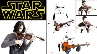 Star Wars Violin Medley:- Force Theme / Imperial March / Cantina Band / Across the Starhttps://twitter.com/metal_violinhttps://instagram.com/metalviolinhttps://facebook.com/metalviolin.officialMetalviolin - Thiago Teixeira