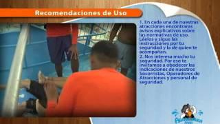 PROGRAMA No8 DE AQUAVENTURA PARK ESPECIAL DE SEMANA SANTA (Uso Toboganes)