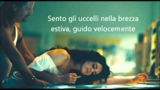 Ride- Lana Del Rey -Traduzione Ufficiale in Italiano