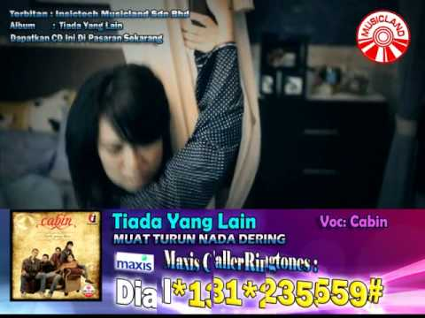 Cabin - Tiada Yang Lain [Official Music Video]