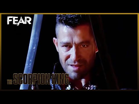 Scorpion King vs Memnon | The Scorpion King