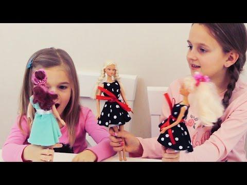 Як зробити одяг для ляльок своїми руками |
