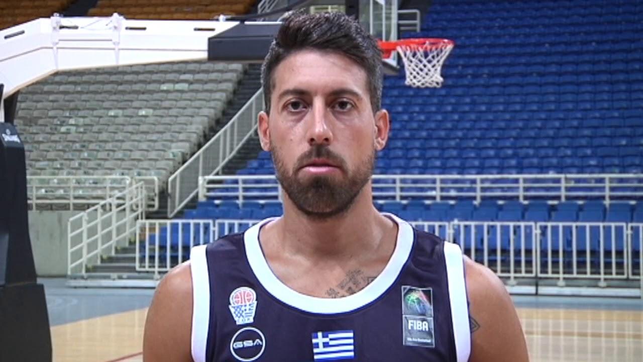 Tο Παγκόσμιο Κύπελλο Μπάσκετ αποκλειστικά στην ΕΡΤ | Γιάννης Αθηναίου