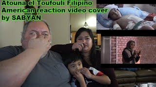 Video Atouna el Toufouli Filipino American reaction video cover by  SABYAN MP3, 3GP, MP4, WEBM, AVI, FLV Januari 2019