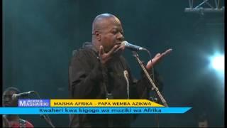Afrika Mashariki 8 Mei 2016 - Kwaheri kwa Kigogo wa muziki wa Afrika