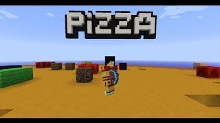 EL SEÑOR DE LAS PIZZAS!!! PIZZA SPLEEF - MINECRAFT