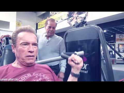 Arnold Schwarzenegger   70 Years Old GYM WORKOUT MOTIVATION 2017