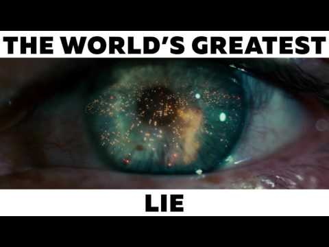 THE WORLD'S GREATEST LIE