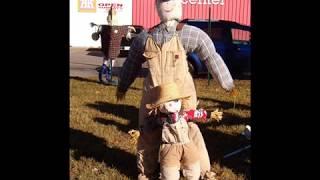 Innisfail (AB) Canada  City pictures : Innisfail AB. Canada, Scarecrow Festival