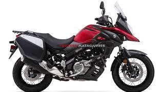 7. 2019 Suzuki V Strom 650XT Touring New Model (Bigbike Suzuki)