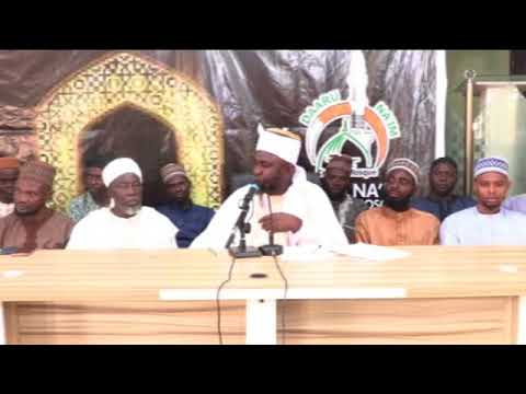 Ibinu (Anger and Aggression - Ramadan Tafsir 2018)