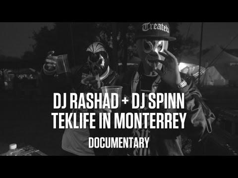 Doc - DJ Rashad + DJ Spinn: Teklife in Monterrey