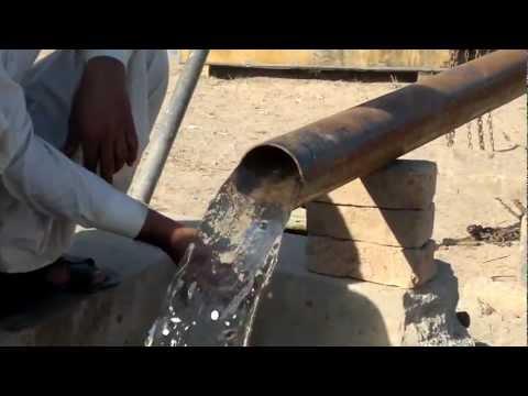 Solar Powered Water Pumping System in Vehari, Pakistan
