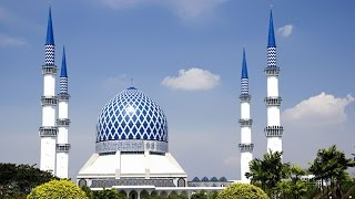 Shah Alam Malaysia  City new picture : Blue Mosque - Shah Alam, Malaysia