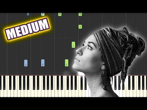 Loyal - Lauren Daigle | MEDIUM PIANO TUTORIAL by Betacustic