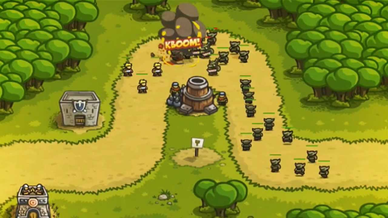 Freebie Alert: Tower Defense Title 'Kingdom Rush' Goes Free on iPhone