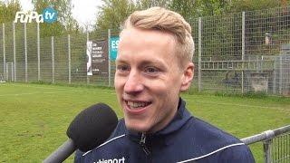 Volker Bertheau - VfB Bretten - zum Spiel vs. FC Flehingen im FuPa.tv-Interview am 24.4.2016