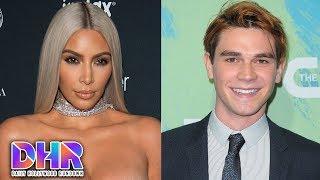 Video Kim Kardashian & Kanye West REFUSE To Reveal Baby - KJ Apa Has SECRET GF!? (DHR) MP3, 3GP, MP4, WEBM, AVI, FLV Januari 2018