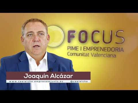 Joaquín Alcázar, Director de CEEI Elche en Focus Pyme y Emprendimiento Marina Baixa 2017[;;;][;;;]