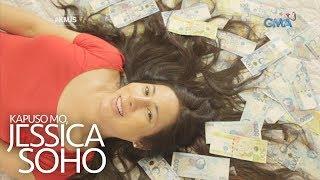 Video Kapuso Mo, Jessica Soho: Taga-shampoo sa parlor noon, milyonarya na ngayon! MP3, 3GP, MP4, WEBM, AVI, FLV September 2018