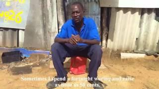 Bulawayo Zimbabwe  city photos : Video: Inside Ngozi Mine slum - Bulawayo, Zimbabwe