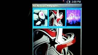 HD Abstract Wallpaper YouTube video