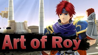 Smash 4: Art of Roy