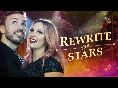 """The Greatest Showman Ensemble  """"Rewrite The Stars"""" Cover by Peter Hollens"""