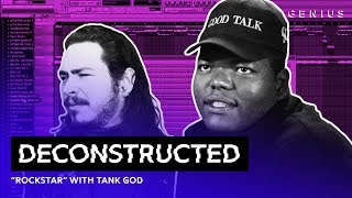 "Video The Making Of Post Malone's ""rockstar"" With Tank God 