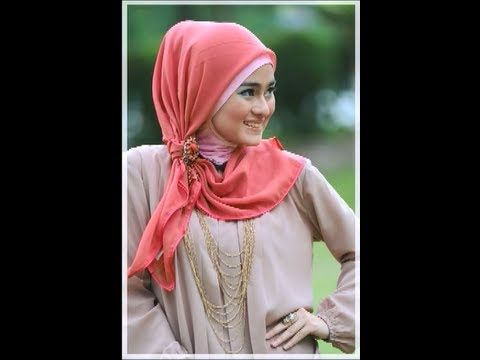 Beauty Square - Model Hijab [Tutorial]