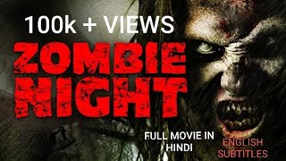 Nonton Zombie Night   2013   Hindi Dubbed Film Subtitle Indonesia Streaming Movie Download