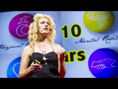 Jane McGonigal: Das Spiel, das Ihnen 10 zusätzliche Lebensjahre geben kann