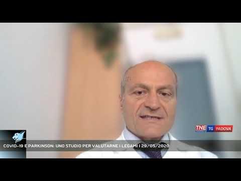 COVID-19 E PARKINSON: UNO STUDIO PER VALUTARNE I LEGAMI   29/05/2020