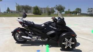 1. 000020   2009 Can Am Spyder GS   SM5   Used motorcycles for sale