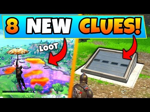 Fortnite Gameplay: CUBE EVENTLOOT LAKE EXPLAINED! - 8 Clues and Theories! (Battle Royale Season 6)