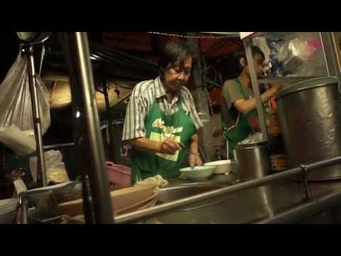 Top Chef of street food in Thailand (Nakhon Si Thammarat)
