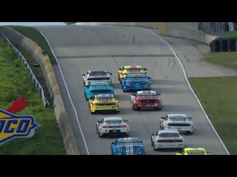 Ryan Companies Road America Trans Am Classic (FULL CBS SPORTS BROADCAST)
