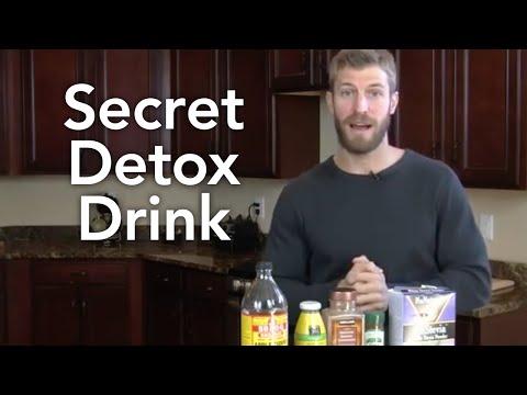 Secret Detox Drink-Transform Your Kitchen-