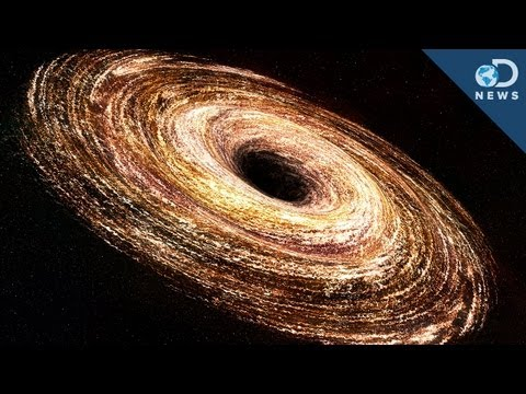 holes - A powerful NASA telescope has found not one, but ten supermassive black holes. And it did so on accident! Trace explains what exactly black holes are and why...
