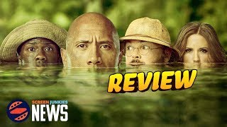 Nonton Jumanji  Welcome To The Jungle   Review  Film Subtitle Indonesia Streaming Movie Download