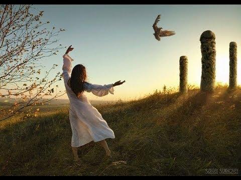 Красивые Славянские песни! Светлаяна (Рита Воронцова)